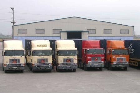 công ty vận tải quốc tế