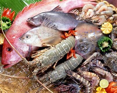 Hương hải sản