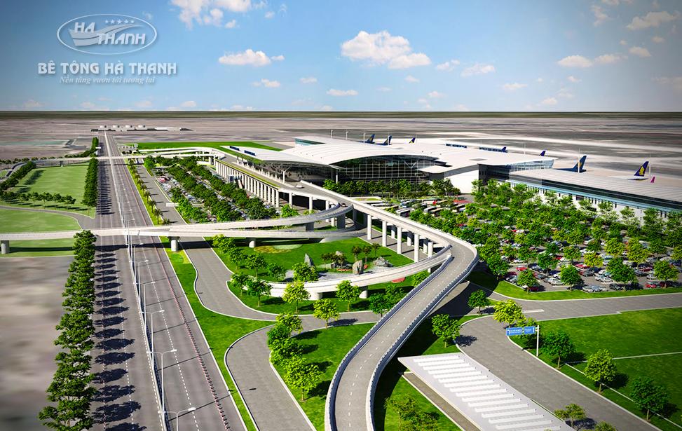 Dự án cảng hàng không quốc tế Nội Bài