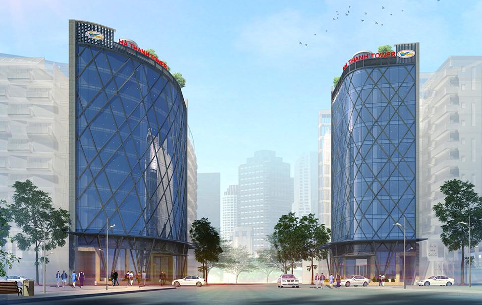 Dự án Tổ hợp TMDV & VP cho thuê Hà Thanh Tower