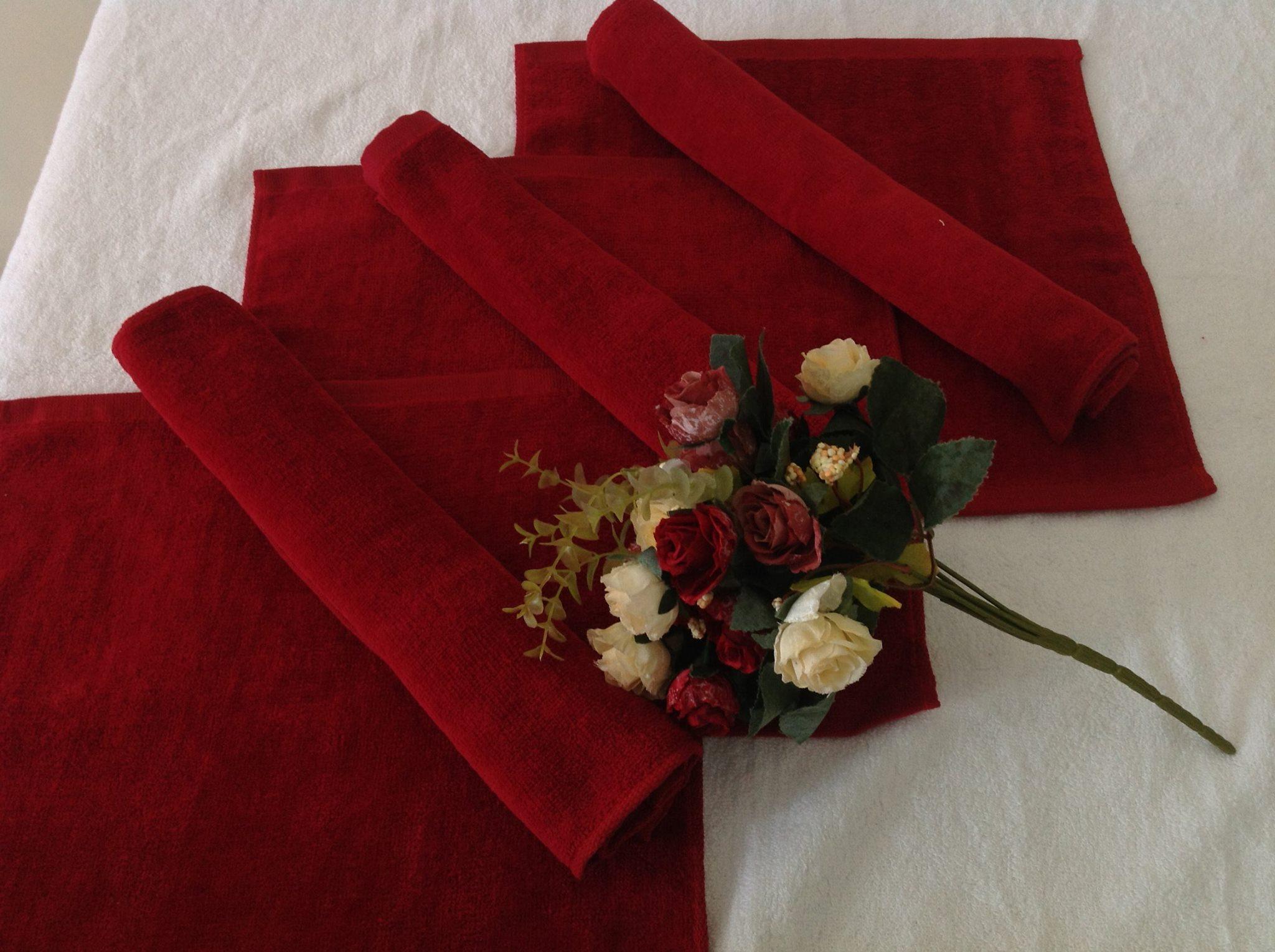 Sản xuất khăn bông tại Thái Bình