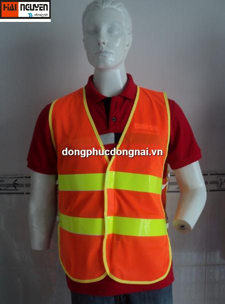 áo khoác lưới phản quang bảo hộ