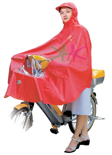 áo mưa choàng siêu nhẹ