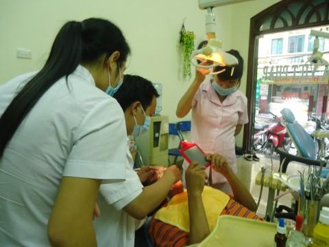 dịch vụ nha khoa