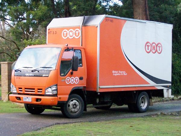 Dịch vụ chuyển phát nhanh TNT