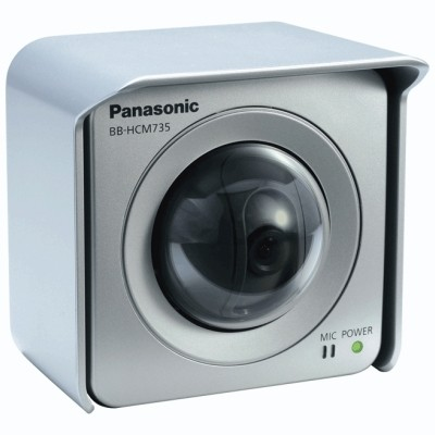 Panasonic BB-HCM735 Megapixel PTZ IP Camera