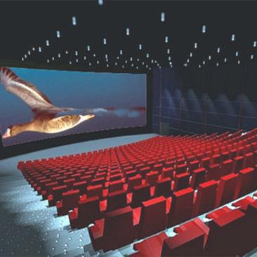 Giải pháp âm thanh - hình ảnh cho cinema