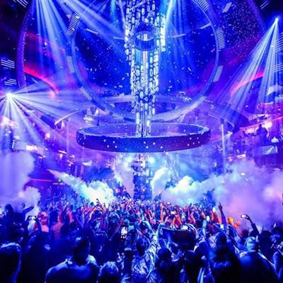 Âm thanh ánh sáng sân khấu Bar - Club