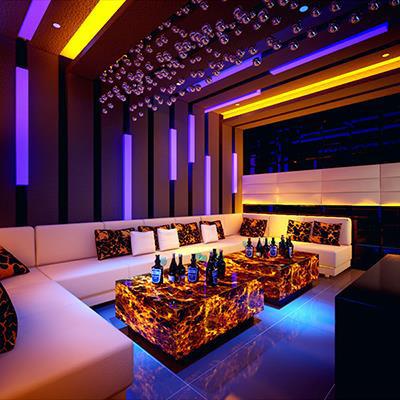 Âm thanh ánh sáng cho phòng hát karaoke