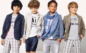 Thời trang trẻ em