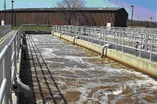 Xử lý nước thải khu công nghiệp
