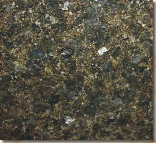 Đá Granite xanh BRAZIN