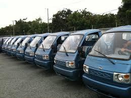 Cho thuê xe tải các loại