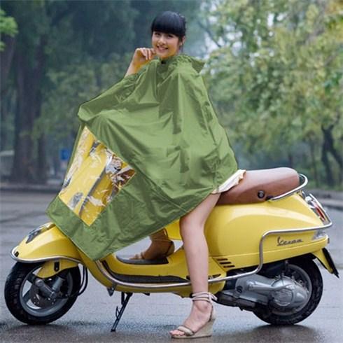 áo mưa kính trong siêu nhẹ