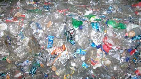 Phế liệu nhựa
