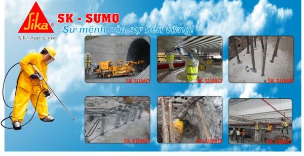 Dịch vụ xử lý nứt bê tông