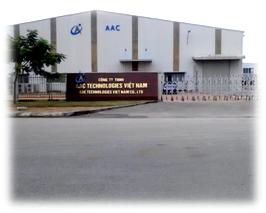Công ty TNHH AAC Việt Nam