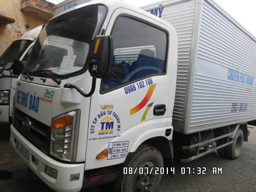 Dịch vụ vận tải theo hợp đồng