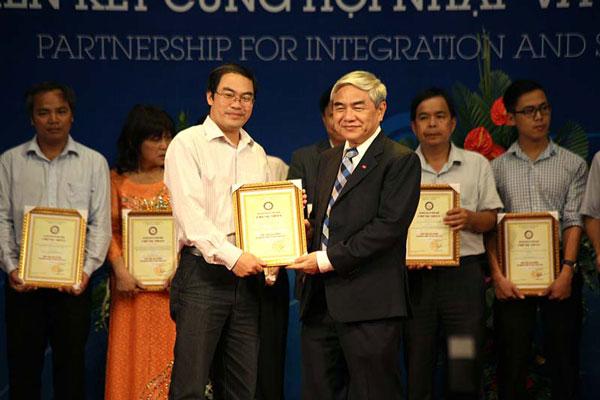 Giải thưởng Techmart 2015