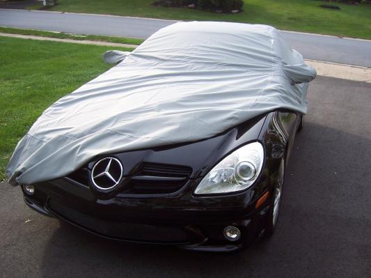 Bạt phủ ô tô