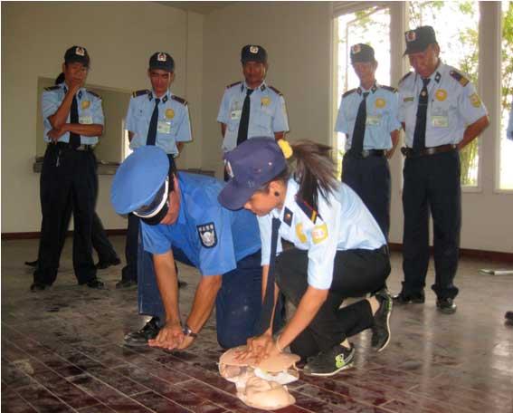 Tập huấn sơ cấp cứu