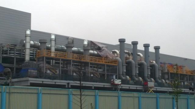 Kết quả hình ảnh cho thi công đường ống BỒN GAS samsung