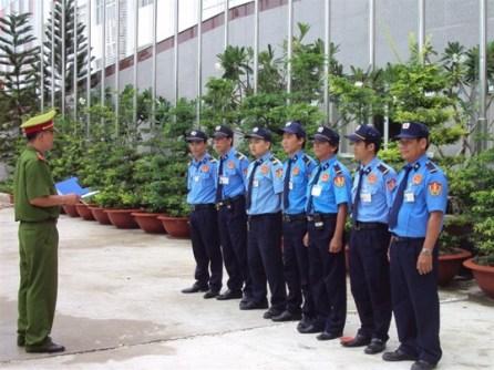 Dịch vụ đào tào bảo vệ