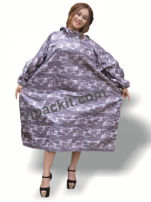 áo mưa thời trang