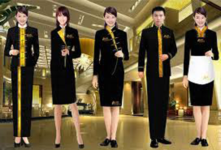 Đồng phục khách sạn