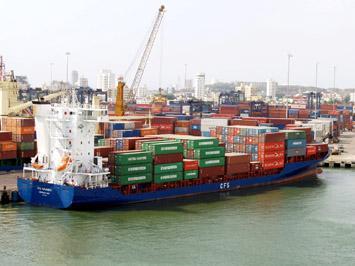 vận tải biển quóc tế