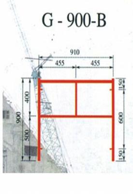 Giàn giáo xây dựng 0.9m