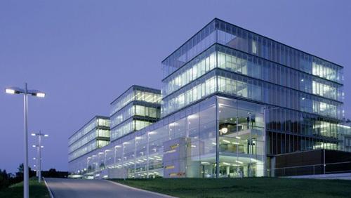 Xây dựng cao ốc - văn phòng