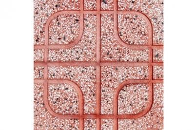 Gạch terrazzo chữ thập