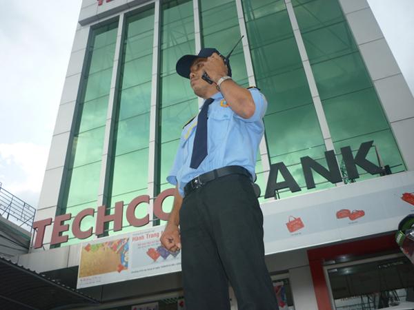Bảo vệ ngân hàng