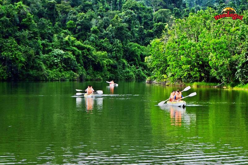 Du lịch Madagui