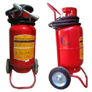 Bình chữa cháy MFZ35