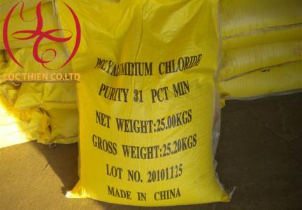 Poly Aluminium Chloride (PAC 31%)