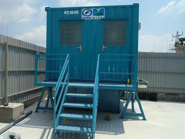 Container nhà vệ sinh