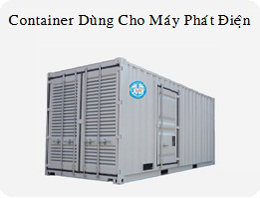 Container máy phát điện
