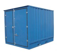 Container khô 10-feet