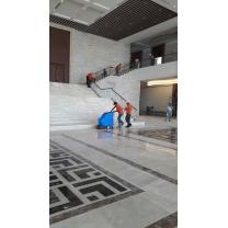 Dịch vụ chà sàn, đánh bóng sàn