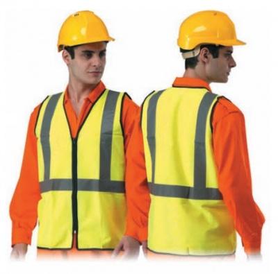 Kết quả hình ảnh cho Quần áo bảo hộ có gắn đai phản quang