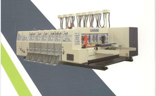 Dây chuyền máy in bán tự động INOVA-HP