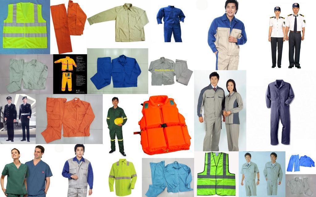 Quần áo bảo hộ tiêu chuẩn cao