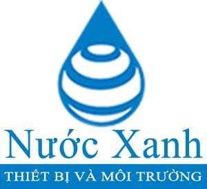 Logo nước xanh