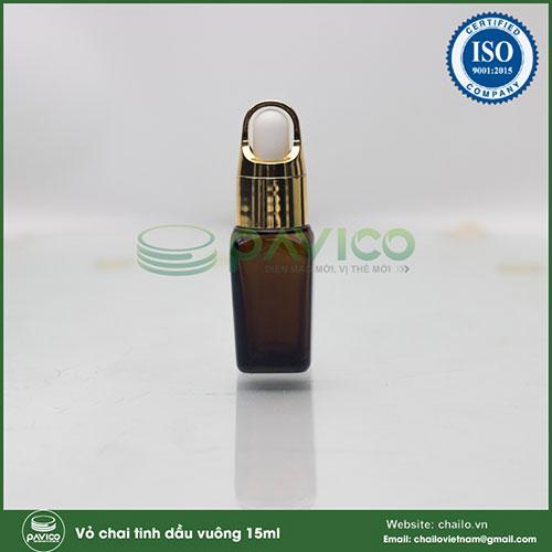 Chai tinh dầu 15ml