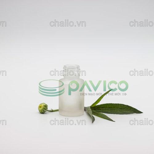 Chai tinh dầu thủy tinh