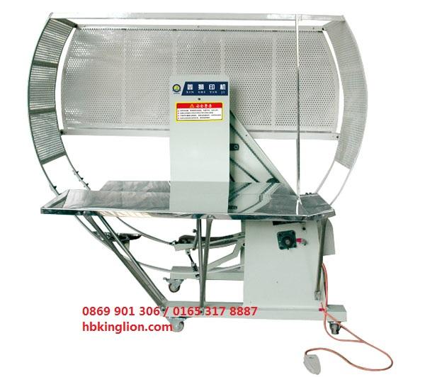 Máy dán thùng bán tự động BZD 2800