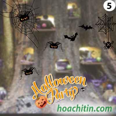 Decal Halloween