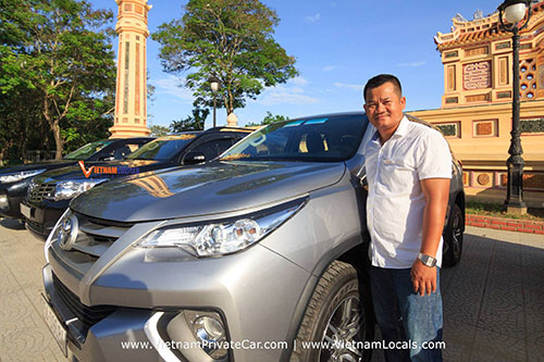 Vietnam Private Car driver team